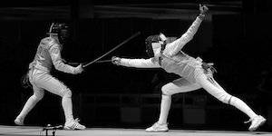 Birmingham International Fencing Tournament